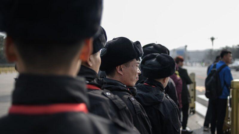 湖北公安千人染疫 军警监狱全沦陷