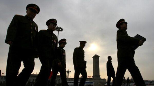 港媒:中共軍隊、武警爆嚴重疫情 當局祕而不宣