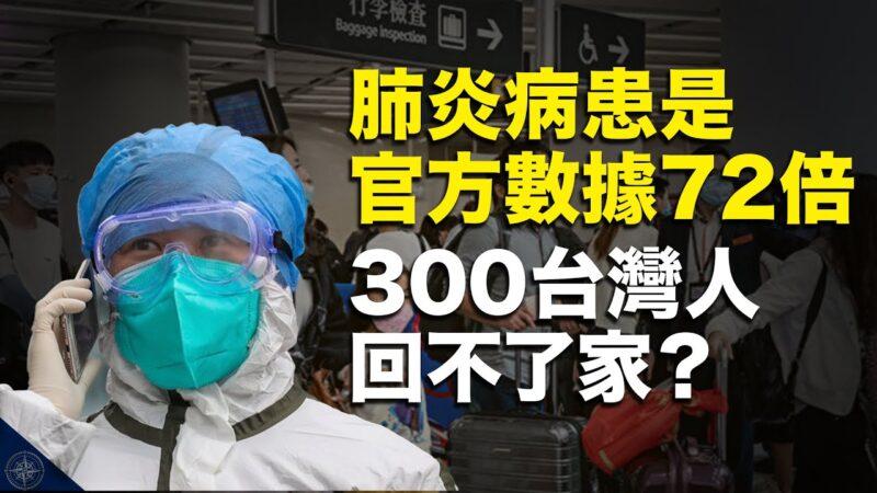 世界的十字路口:肺炎病患是官方數據72倍?疫情4疑點