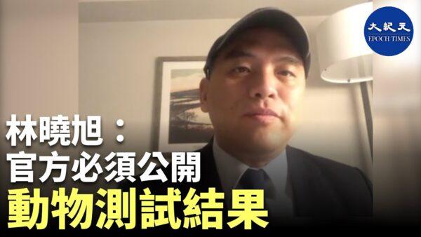 【珍言真語】林曉旭: 中共肺炎病毒被人工合成是合理質疑