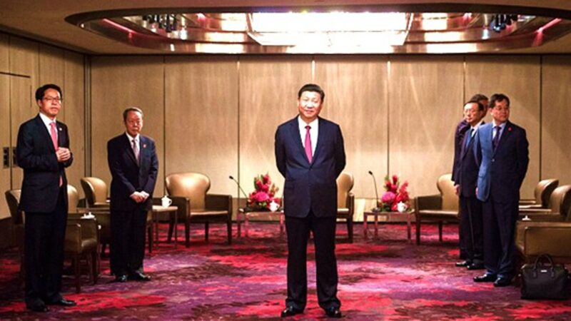 武漢疫情洶湧 中共政治搏殺刀光劍影