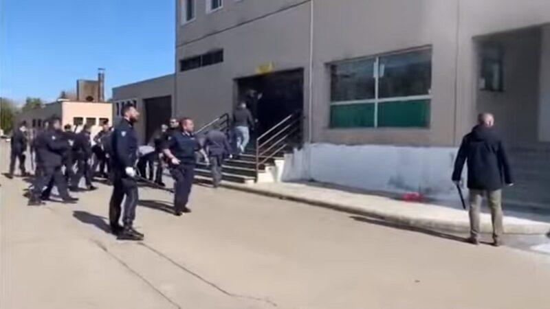 防疫禁探监 意大利至少4座监狱暴动