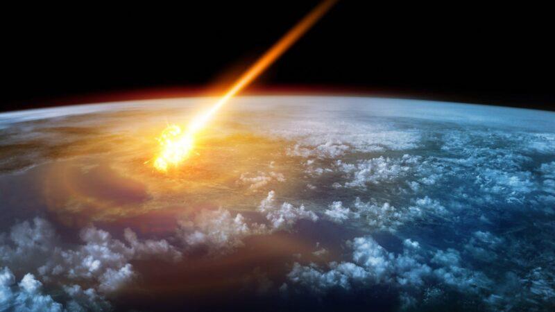 灭绝恐龙的小行星撞地球曾引发超大海啸