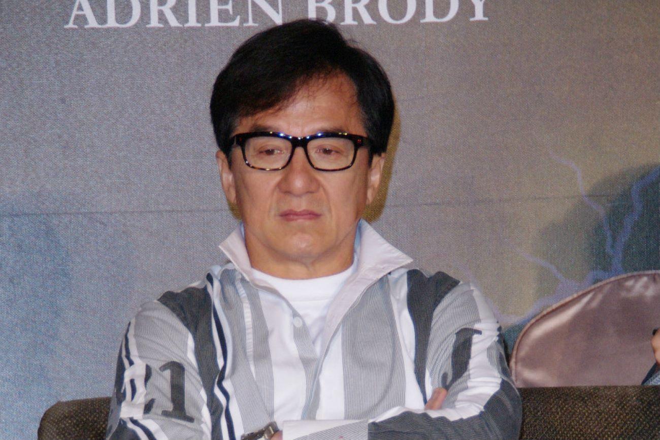 Thành Long - nam diễn viên phim hành động người Hồng Kông.