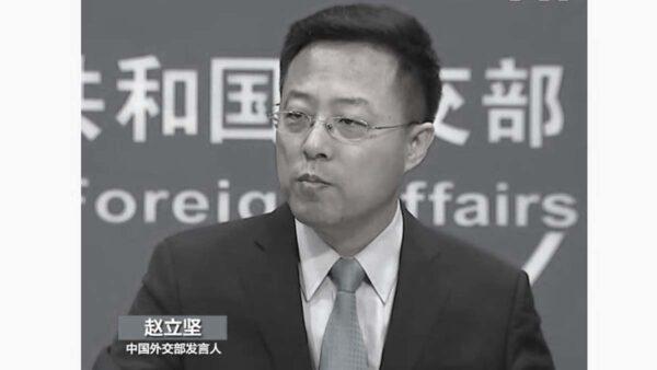 """赵立坚露面改口:甩锅美国只是为""""泄愤"""""""
