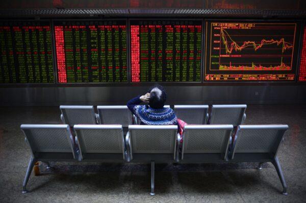 一週淨賣出417億 外資加速逃離中國股市