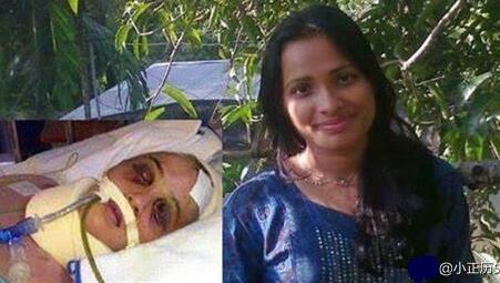 """印度德里""""公车轮奸案""""7年后终审 4强奸犯被判绞刑"""