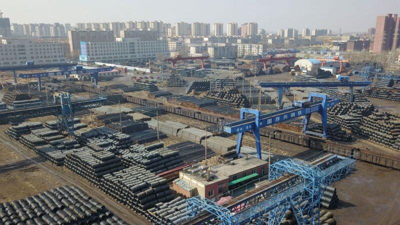 疫情重挫中国经济 商户抗争风起云涌(视频)