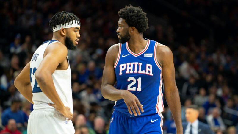 NBA湯斯父母確診 恩比德放下互毆恩怨為其打氣