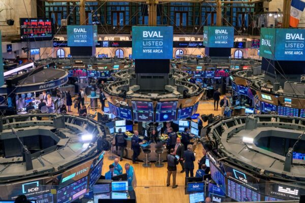美股三天大涨20% 重回牛市轨道