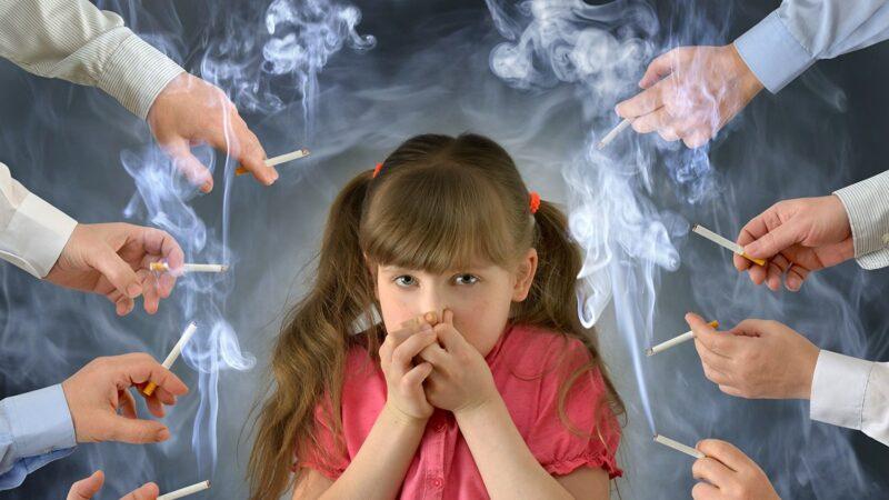 研究:接觸「三手菸」也具有健康風險