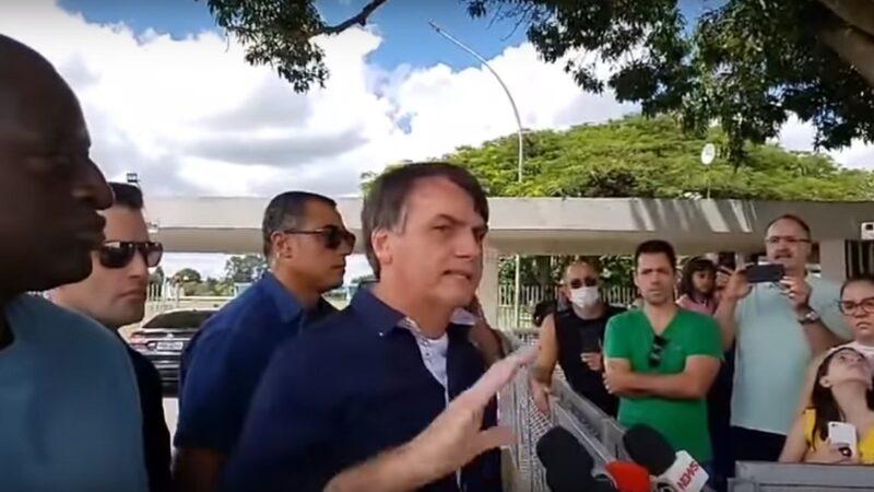 """总统称""""巴西不能停""""遭联邦法官封杀"""