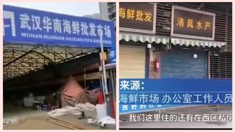 不是病毒源頭?華南海鮮市場人員錄音曝光
