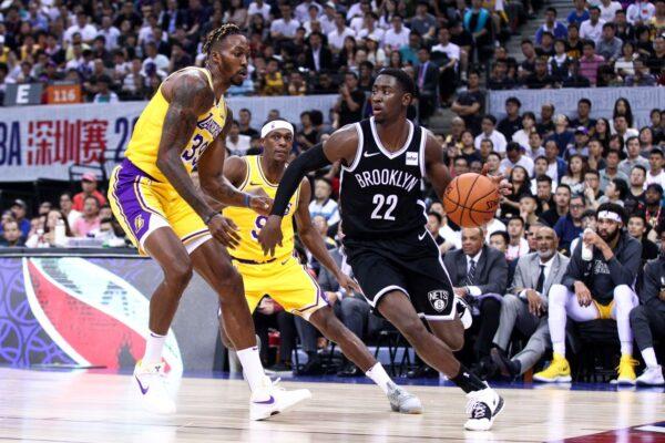 NBA雷佛特灌51分 篮网击退凯尔特人