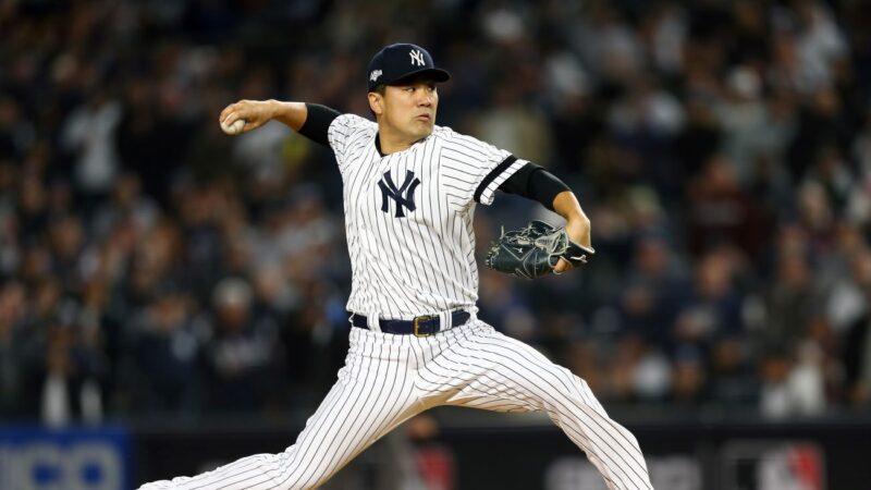 MLB田中將大3局5K 洋基大勝紅襪