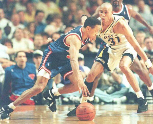 米勒時刻 NBA絕殺球的高手——體壇難忘瞬間(十五)