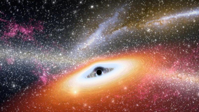 宇宙中发生史上最大爆炸 留下一个巨大凹口