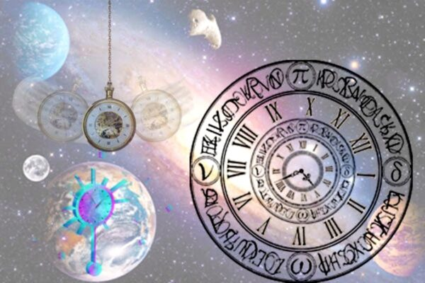 时间究竟是什么?人类是否永远是迷?