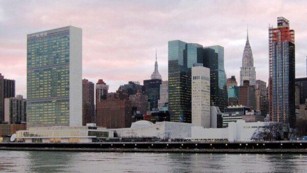 联合国总部2人染疫 安理会紧急叫停两场会议
