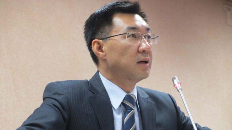 台国民党新当选主席批九二共识 没等到习近平贺电