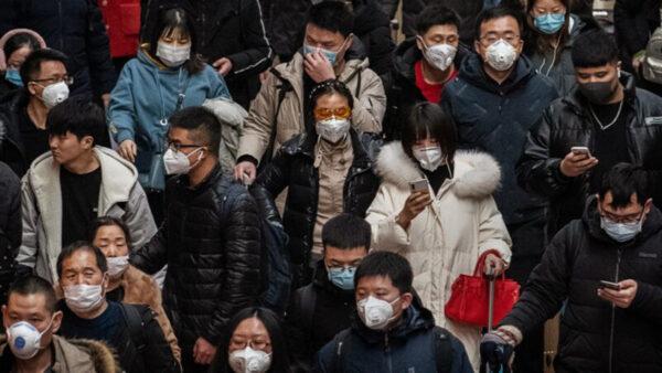 北京《甩鍋》畫家遭約談 知情人爆歐洲疫情失控原因