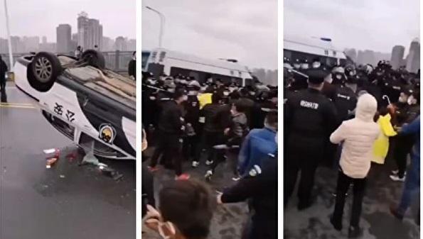 為何江西和湖北警方發生嚴重衝突?