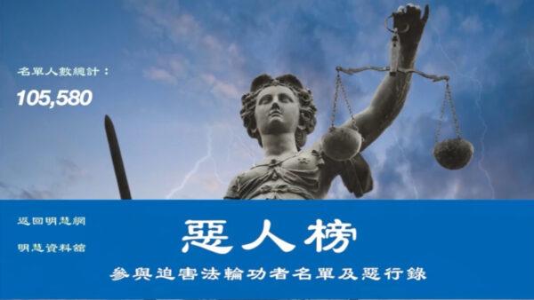 诬判法轮功学员 昆明中院法官张兆龙上恶人榜