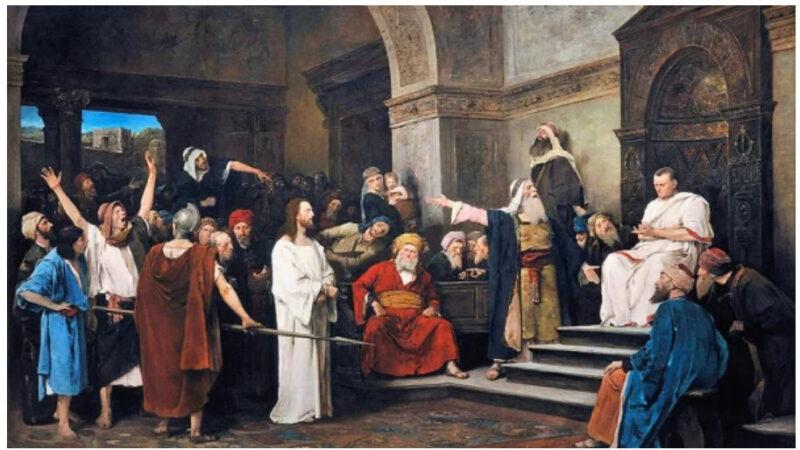 那个判耶稣死刑的懦弱之人后来怎样了?(组图)
