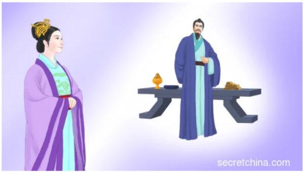 官員行善 妻子染疫身亡三日後復活(圖)