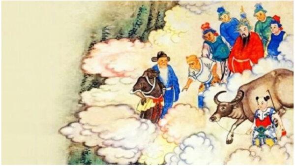 《西游记》的启示:敬神可免灾(组图)