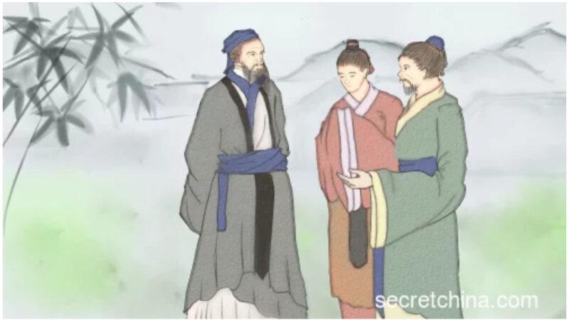 """""""男尊女卑""""等三个被千年误解的话(图)"""