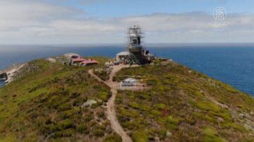 澳大利亞修復沿海世紀燈塔 珍貴而又實用