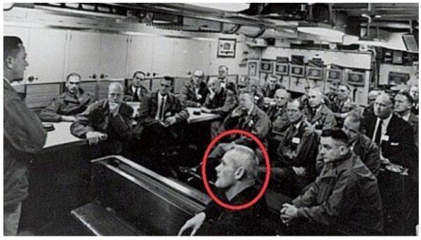 工程師洩密:490歲外星人曾為美軍工作(圖)