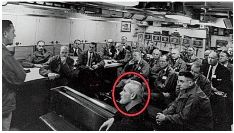 工程师泄密:490岁外星人曾为美军工作(图)