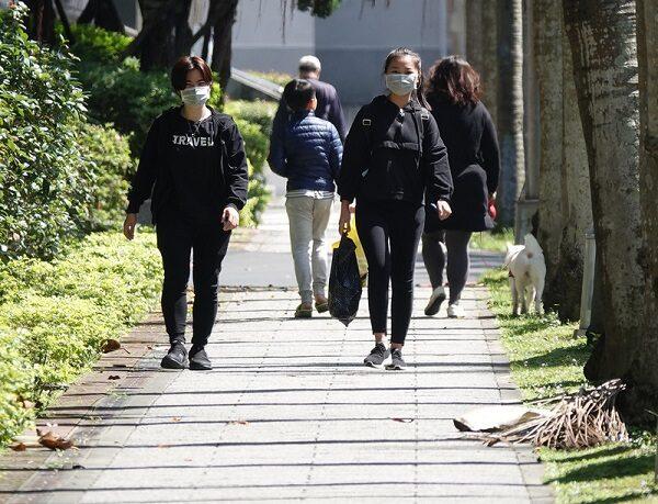 中共肺炎升溫 台19日起非本國籍限制入境