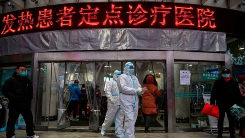 国务院官员惊爆:1月之前湖北3千医护已染疫