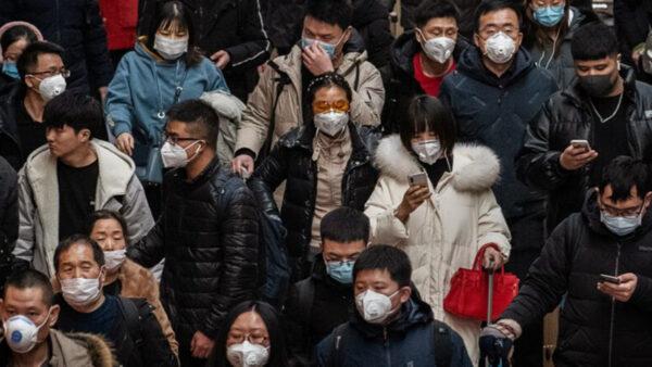 武漢監獄疫情失控 單日增233確診病例