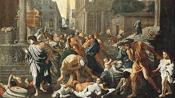 【歷史上的瘟疫】「上帝之鞭」:歐洲黑死病