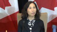 首席衛生官:社區傳播成加國病毒感染主要途徑