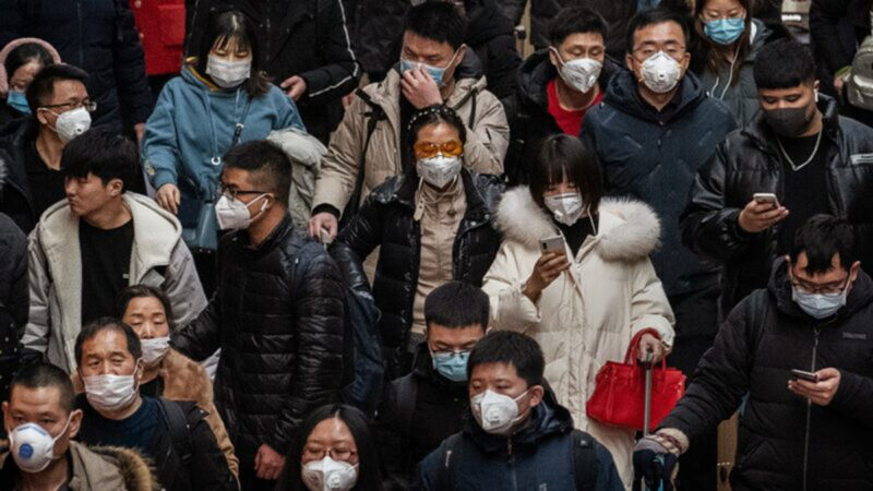 美专家:中共病毒绝对来自中国