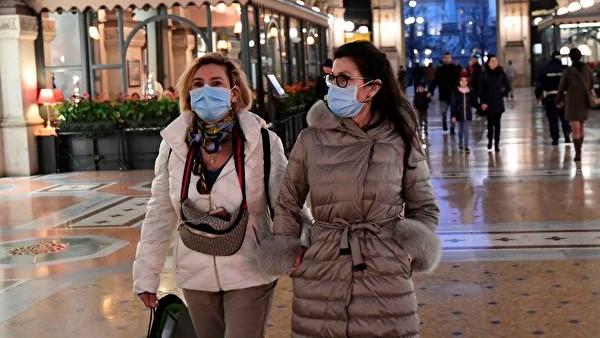 陈思敏:力挺一带一路 意大利惨沦欧洲最大疫区