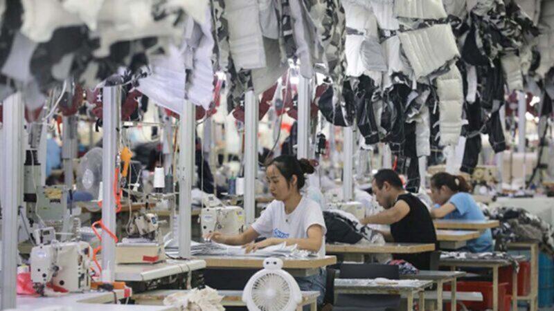 新数据显示美国企业原材料采购肯定不再依赖中国
