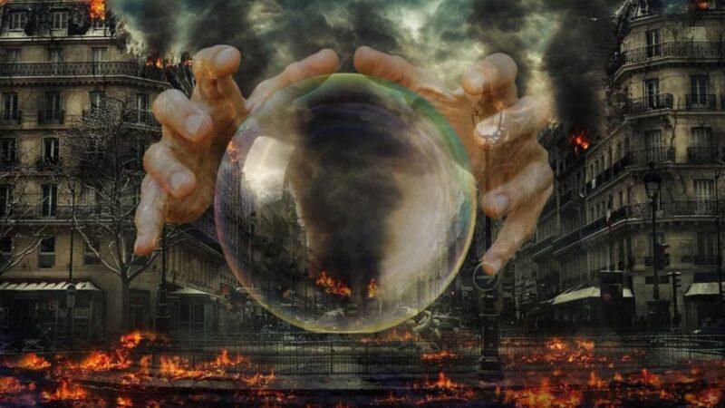 西方预言家:2020末世善恶大决战 大灾之年