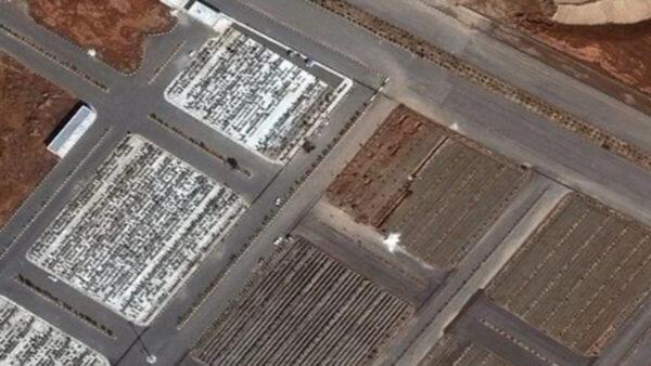 伊朗疫情超乎想像 衛星圖驚見萬人坑