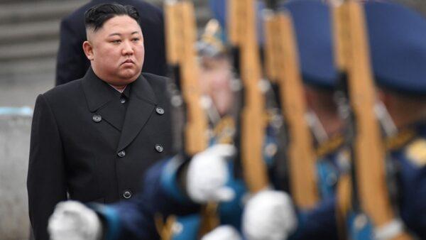 金正恩撐不住了?疑經中國走私韓國口罩