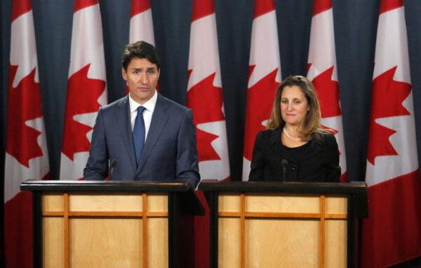 應對新冠疫情 加拿大成立新內閣委員會