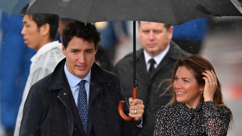 加国总理夫人出现似武汉肺炎症状 特鲁多自我隔离