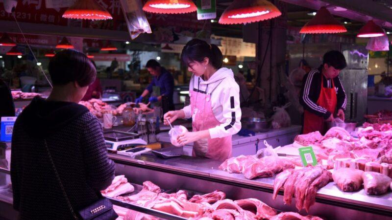 武漢肺炎肆虐致食品供應中斷 中國2月物價飆升