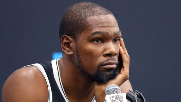 NBA篮球巨星杜兰特确诊  7名球员染中共肺炎