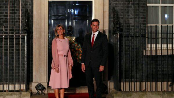 西班牙封國對抗武漢病毒 總理夫人確診